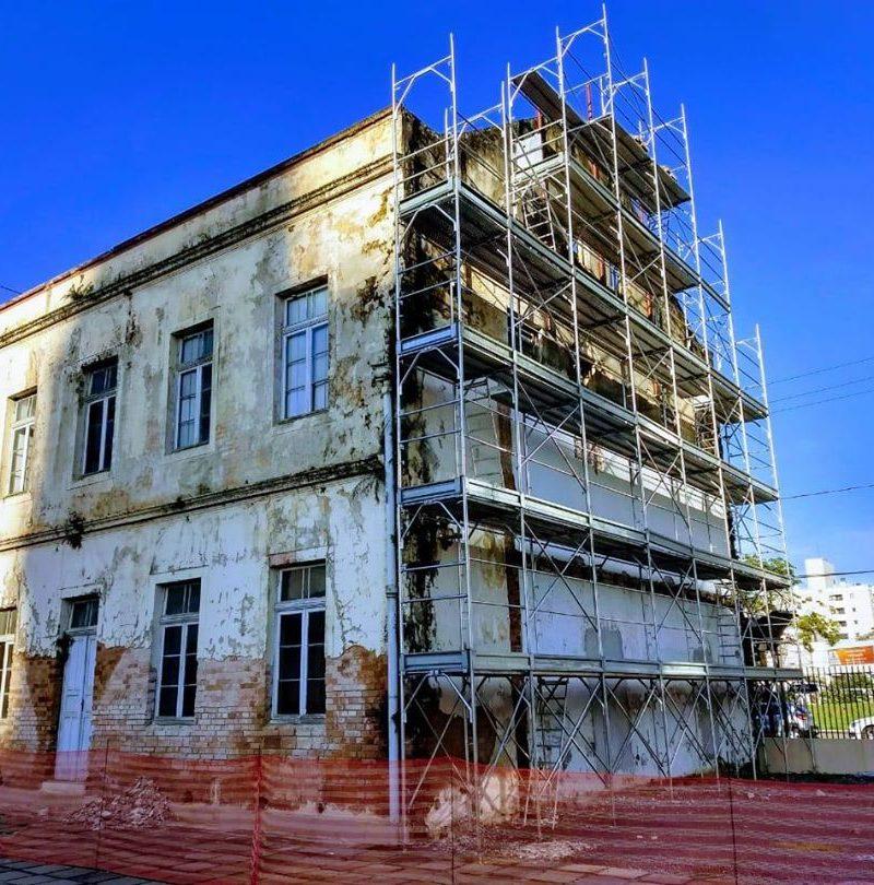 Restauração em São Leopoldo