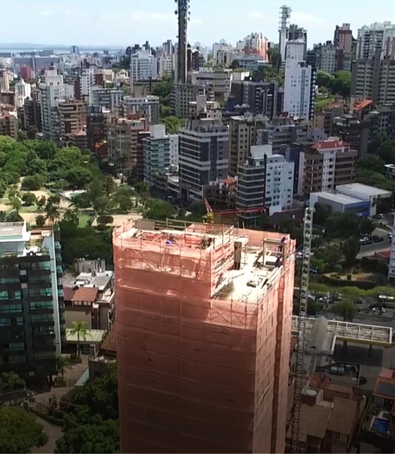[Vídeo] Andaime Fachadeiro com Proteção de Periferia – ANDAIMES ESTAL