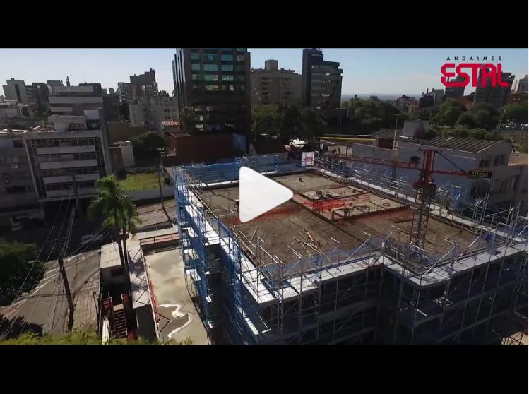 [Vídeo] Centro Empresarial Veyron – ESTAL ANDAIMES